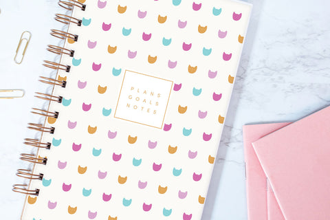 Cats Meow Planner