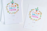 Piece of Cake Party Box: Fiesta Taco Party