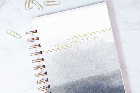 Good Vibes Planner