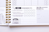 Homework Planner for Kids - Pencils