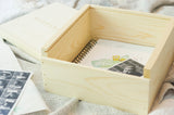 Wooden Keepsake Box