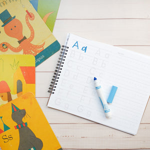 Letter & Number Practice Book (Wholesale)