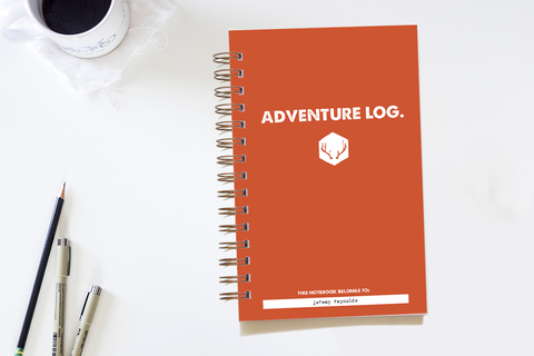 Adventure Log Notebook