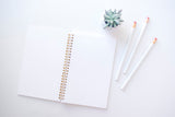 Personalized Cactus Notebook