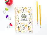 Homework Planner for Kids (wholesale version)