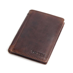 Designer 100% Genuine Leather Wallet - TacGarb