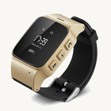 GPS Security Smartwatch - TacGarb