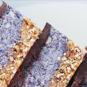 Chocolate Blueberry Bars