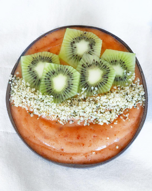 Papaya Smoothie Bowl