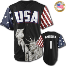 [Limited-Edition] USA Liberty Jersey™️