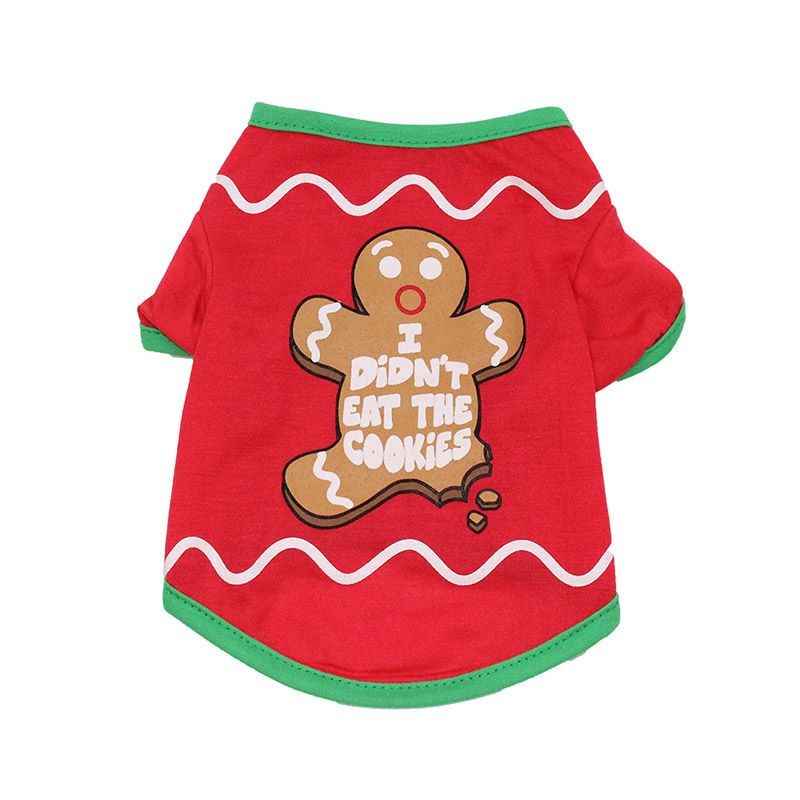 Christmas Dog Cookie Shirt