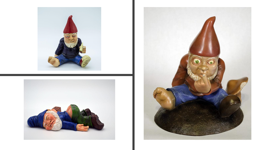 Party Gnomes™ Complete Set