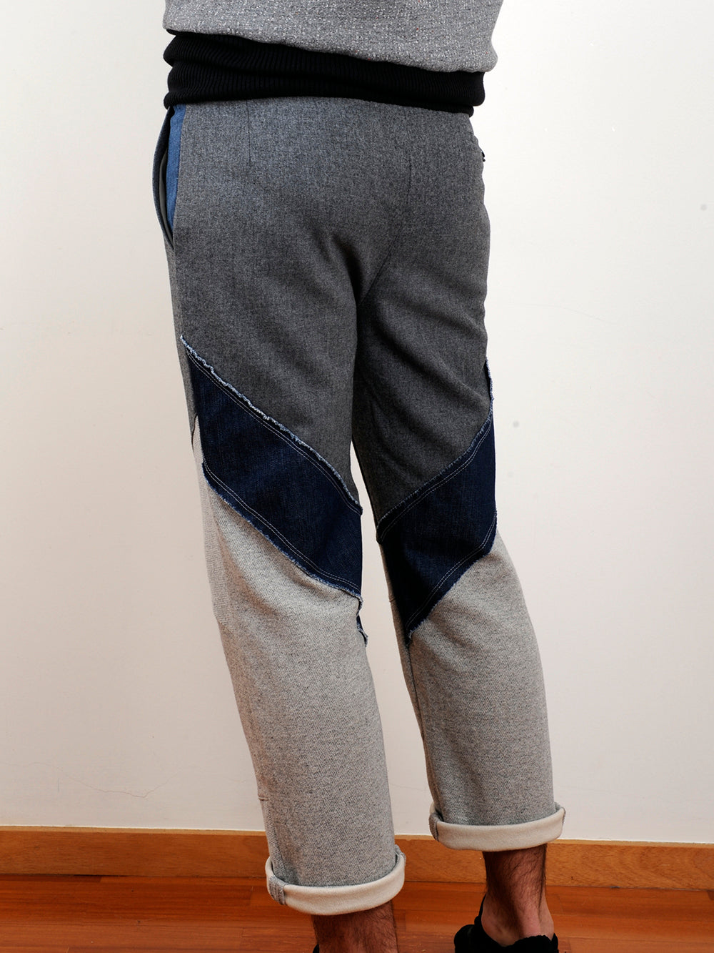 Upcycled trousers - Vintage For A Cause