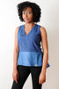 Peplum top by Katty Xiomara