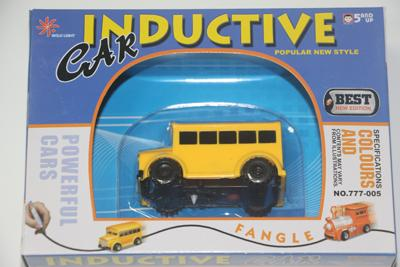 Magic Inductive Toy Truck
