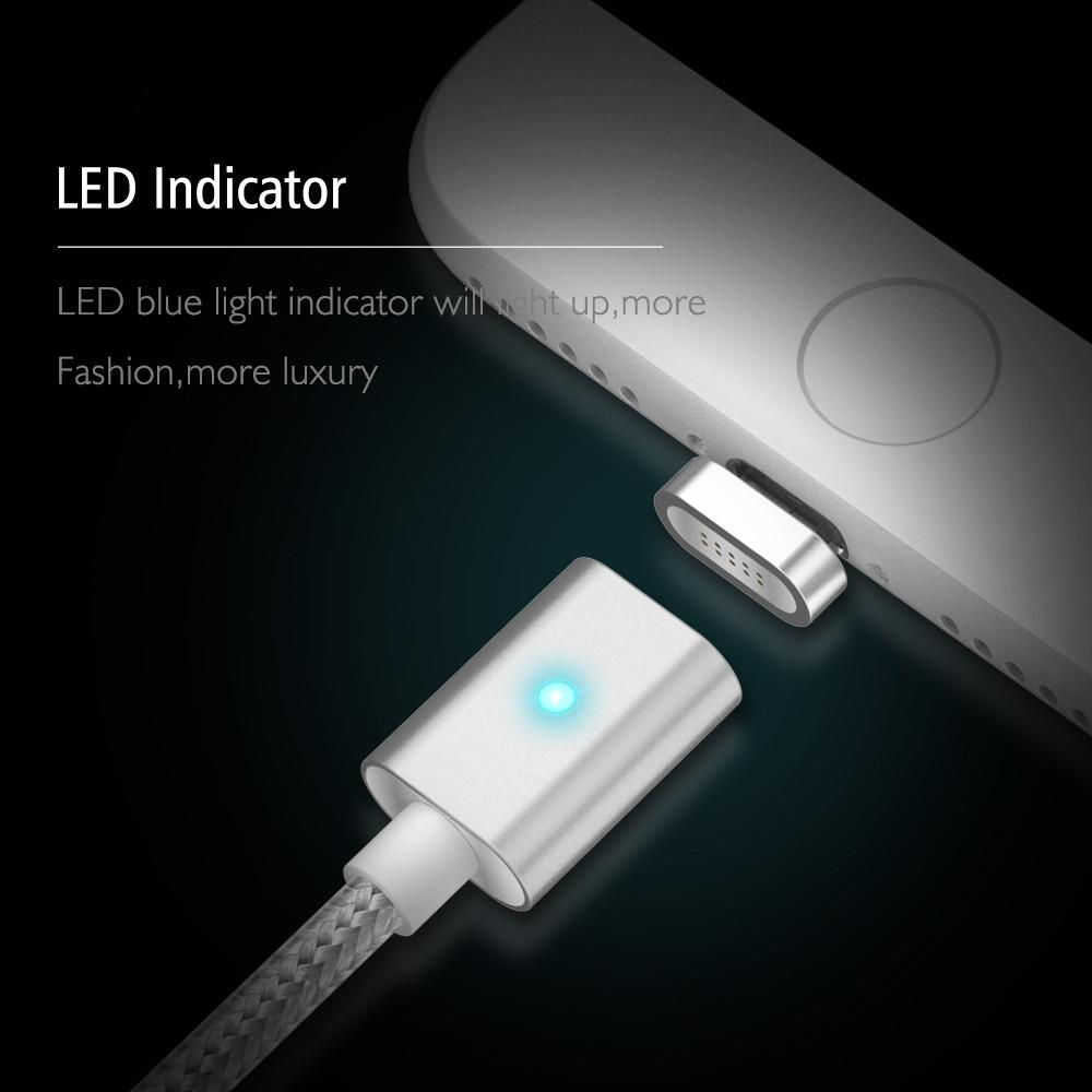 Magnetic Charger For iPhone & Android
