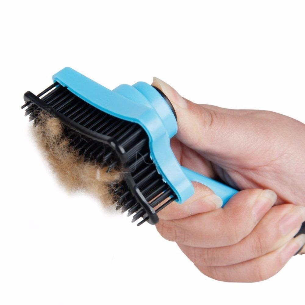 Self Cleaning Cat Grooming Brush