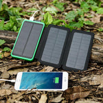 Foldable Outdoor Solar Power Bank