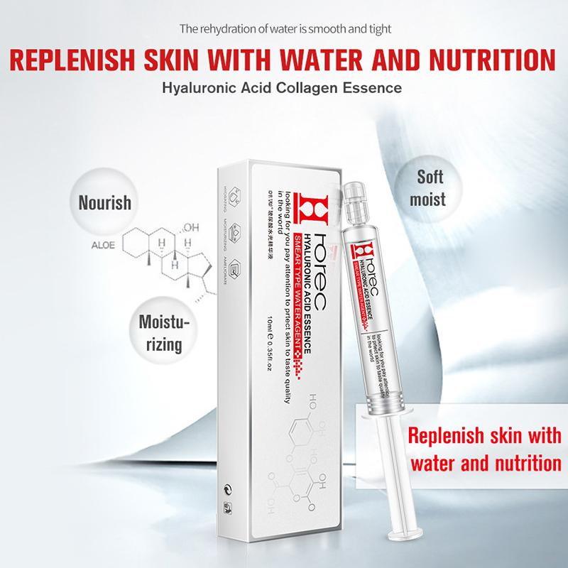 Hyaluronic Acid Collagen Essence (2pcs)