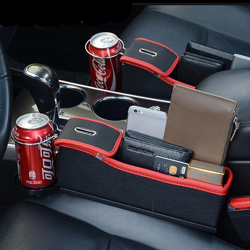 Storage Box Cup Drink Holder