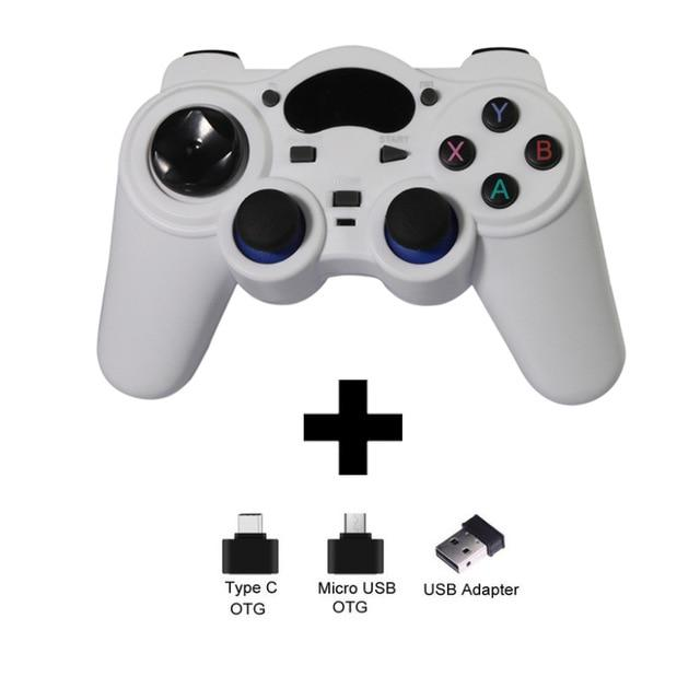 Wireless Universal Gamepad