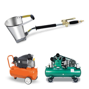 Wall Mortar Cement Spray Gun