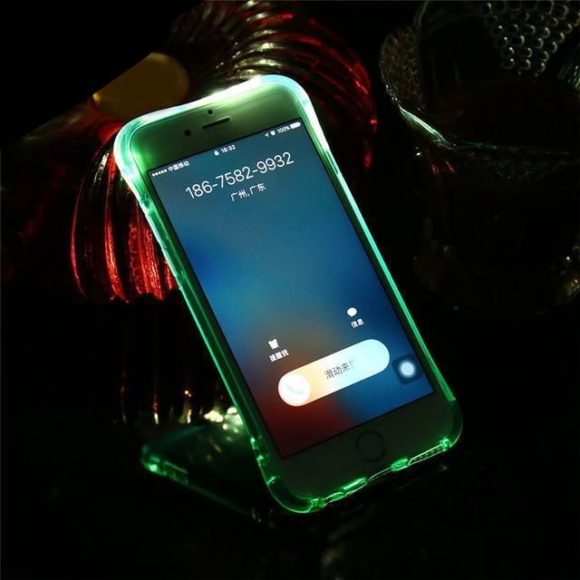 LED Lighting iPhone Case