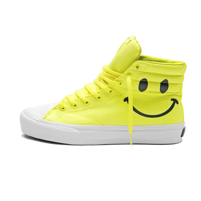 VENICE | SAFETY YELLOW SMILE / Lateral View