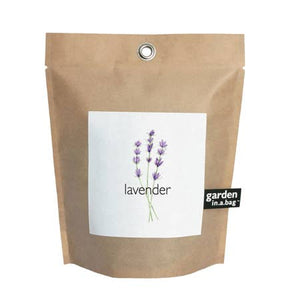 Lavender In A Bag Growing Kit