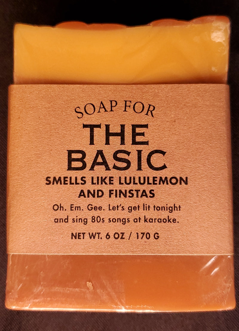 Soap For The Basic