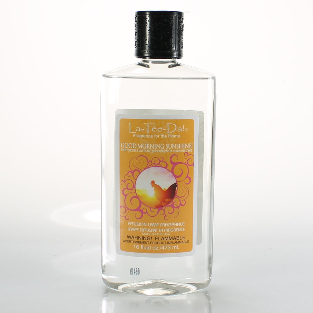 Good Morning Sunshine Effusion Fragrance