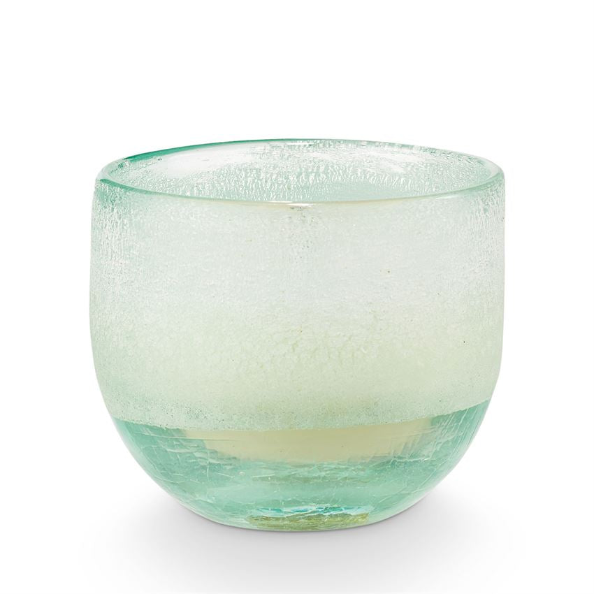 Fresh Sea Salt Small Mojave Glass Candle