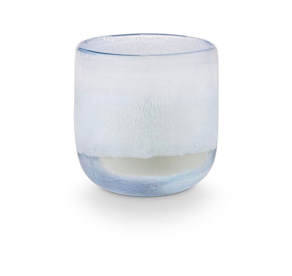 Citrus Crush Small Mojave Glass Candle