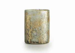 Sugared Blossom Emory Glass Candle