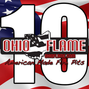 Ohio Flame Celebrating 10 Years