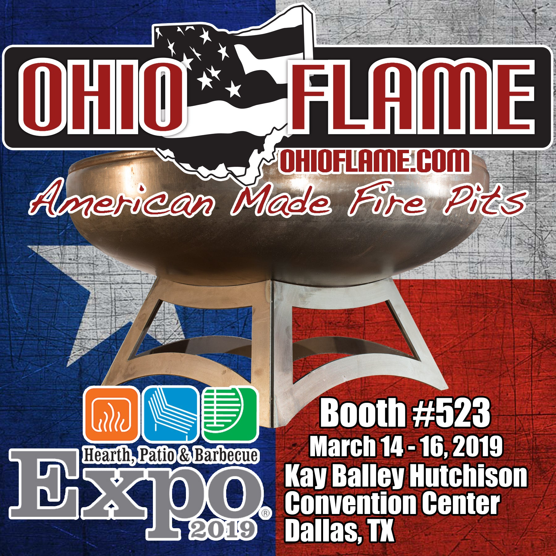 Ohio Flame heads to Dallas, TX!