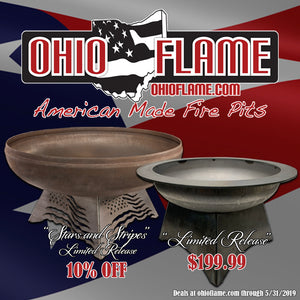 Memorial Day 2019 Deals at Ohio Flame