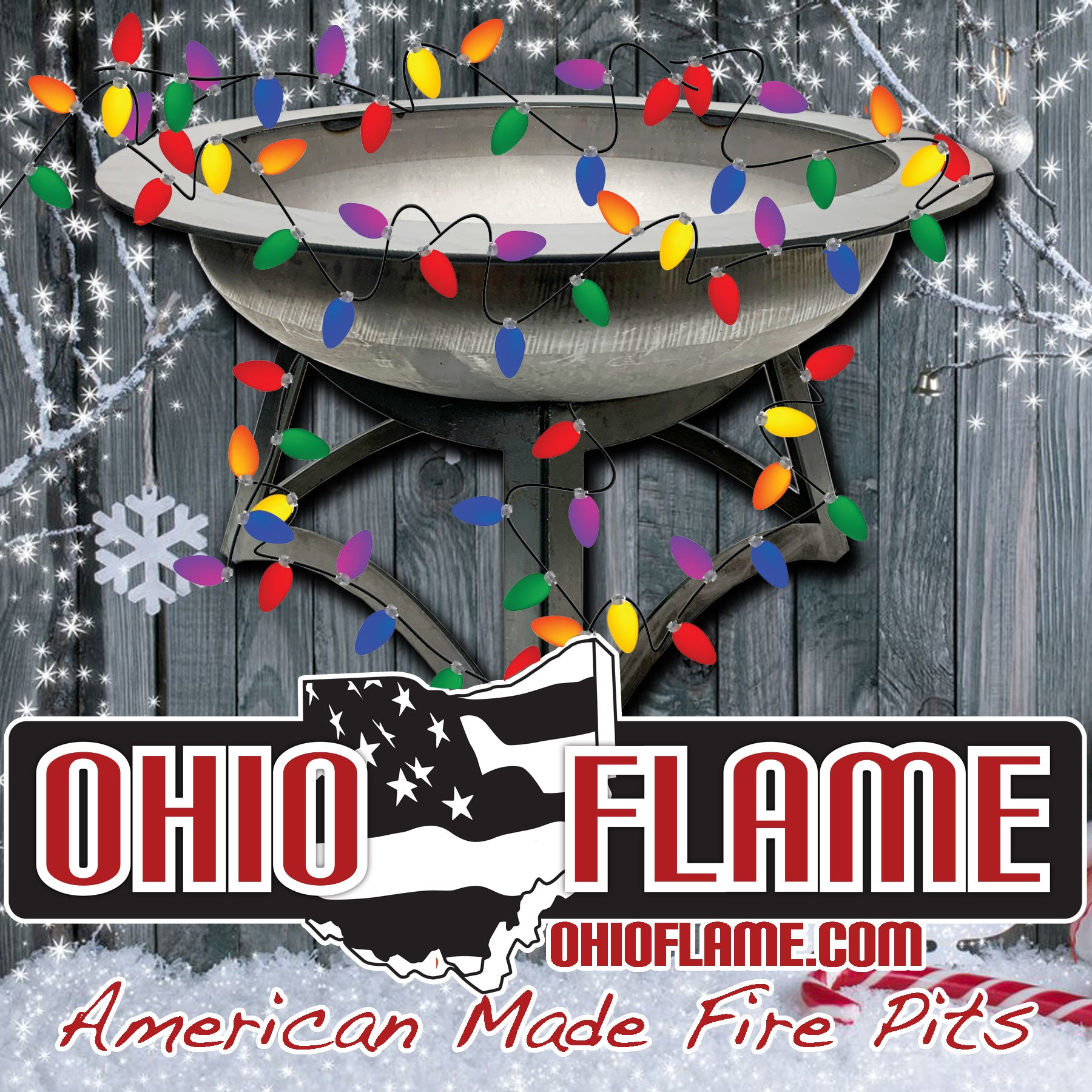 Holiday Deals at Ohio Flame