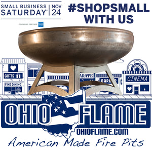 Small Business Weekend at Ohio Flame