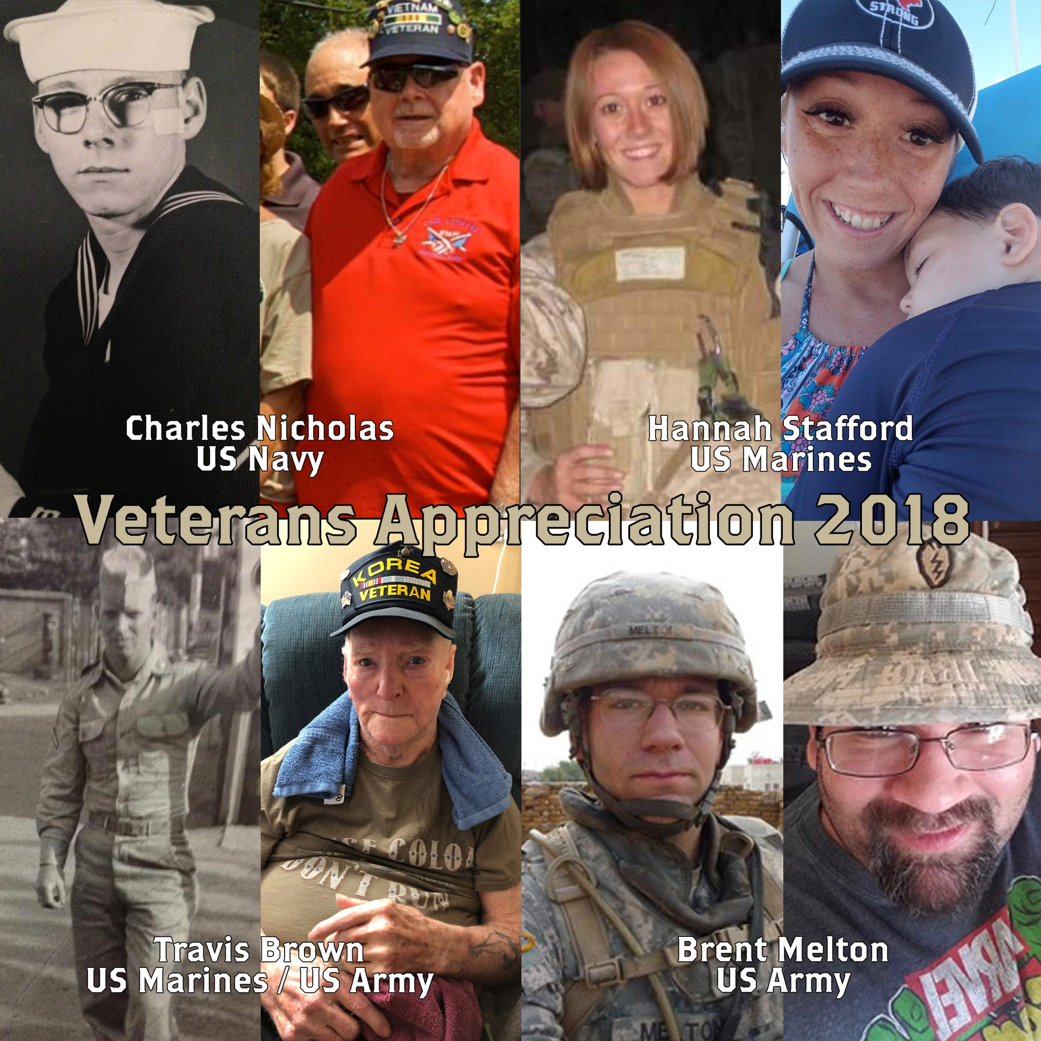 Veterans Appreciation 2019 (Now Accepting Submissions)