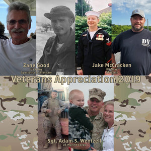 Veterans Appreciation 2019