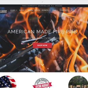 Newly Redesigned Website