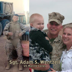 Adam Wentzell Veterans 2019 Appreciation