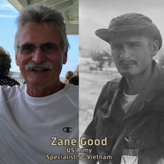 Zane Good Veterans Appreciation 2019