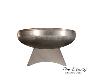Liberty Fire Pit with Standard Base (Made in USA)