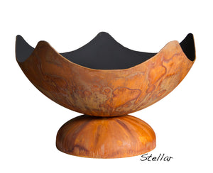 """Stellar"" Artisan Fire Bowl (Made In USA)"