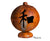"Fire Globes® ""Peace, Happiness, Tranquility"" Fire Pit (Made In USA)"