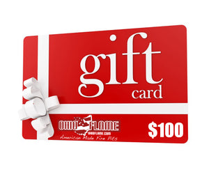 Ohio Flame e-Gift Cards