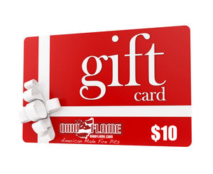 Ohio Flame Gift Cards