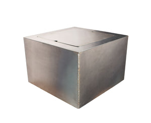 SQUARE FIRE PIT INSERT (MADE IN USA)